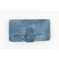 "Wallet ""Denim look L"" blue"