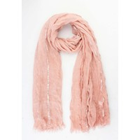 """Scarf """"Laurie"""" pink"""