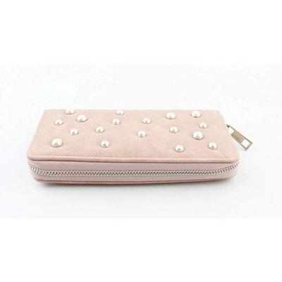 "Geldbörse ""Perlen"" rosa"