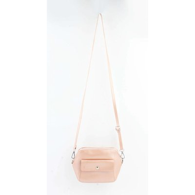 "Crossbody ""Pocket"" Pfirsich"