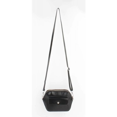 "Cross body ""Pocket"" black"