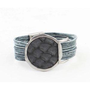 "Bracelet ""Kiana"" blue"