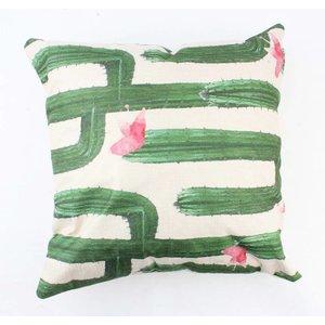 "Pillow ""Cactus"" multi-color"