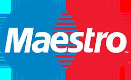 Maestro klanten betalen met creditcard