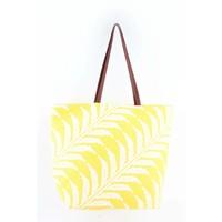 """Strandtasche """"Sunshine"""" gelb"""
