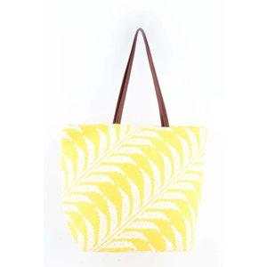 "Strandtas ""Sunshine"" geel"