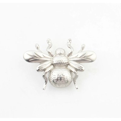 """Magnet """"Insect"""" silver"""