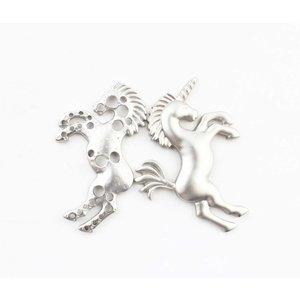 "Magnet ""Unicorn"" silver"