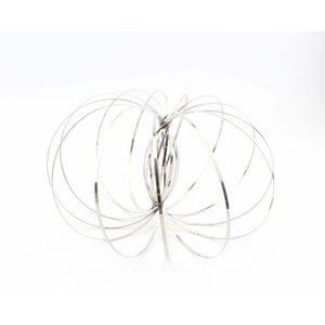 """Flow Ring"" silber"