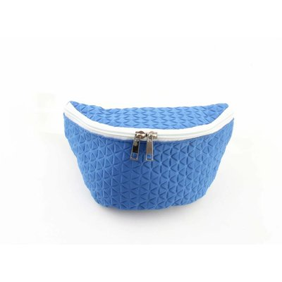 """Waist bag """"Imre"""" blue"""