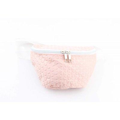 """Waist bag """"Imre"""" pink"""