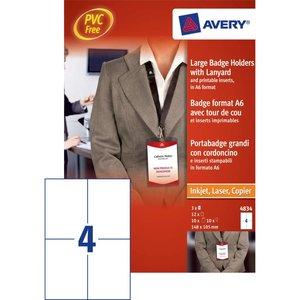 Avery 4834