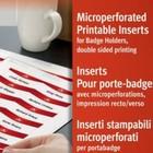 Naambadge Insteekkaarten