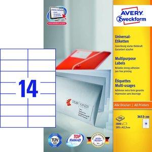 Avery 3653-200