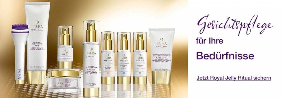 Royal Jelly Rituals
