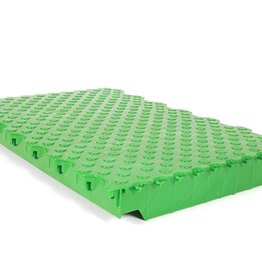 Poly Pro Weaner slats closed