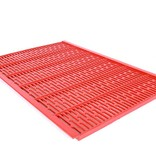 Pro Step 1000x685 mm mit Eckeauflage 5 mm erhöht