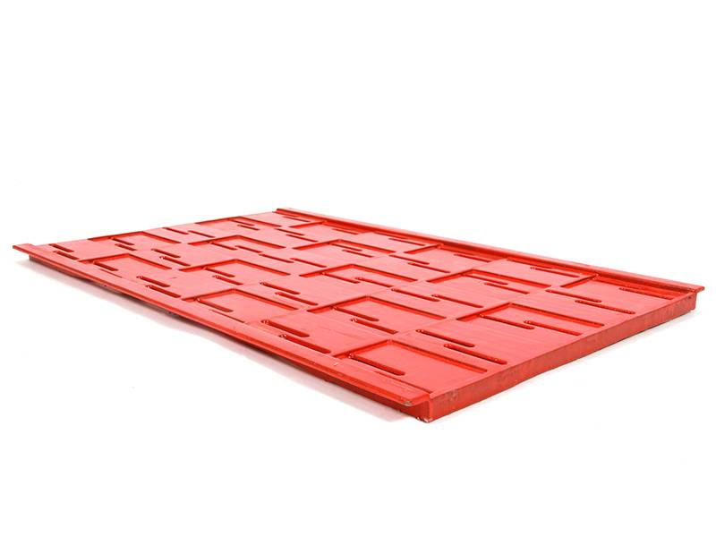 Pro Step 1000x635 mm, Eckeauflage 5 mm 100% geschlossen