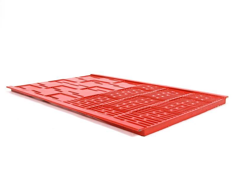 Pro Step 1000x635 mm, Eckeauflage 5 mm 50% geschlossen