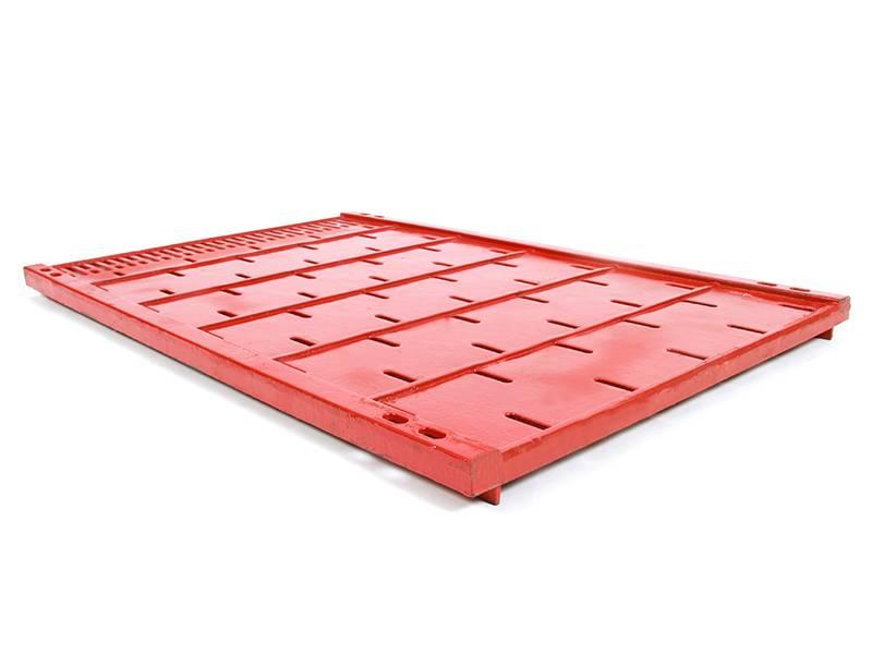 Pro Step 998x645 mm 30 mm verhoogd 90% dicht
