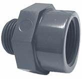 PVC Fitt. Nr 246, reducer