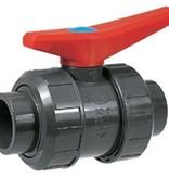 PVC ball valve 20 mm