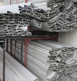 Glass fiber reinforced carrier with Delta feet 700x135x5,5 mm