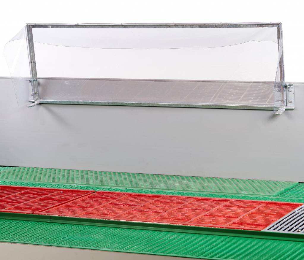 Easy Climate cover 1180x450 mm (6 pc.)
