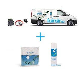 fairair Groen Onderhoud Ventilatiesysteem (Alleen Ventilatiesysteem)