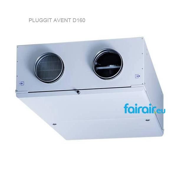 pluggit avent p160 hrv filters fairair. Black Bedroom Furniture Sets. Home Design Ideas