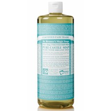 Dr Bronner Baby Mild Liquid Soap (Unscented)