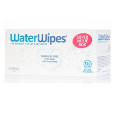WaterWipes Multipack (9*60 pieces)