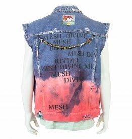 MESH DIVINE FIRE STAR VEST