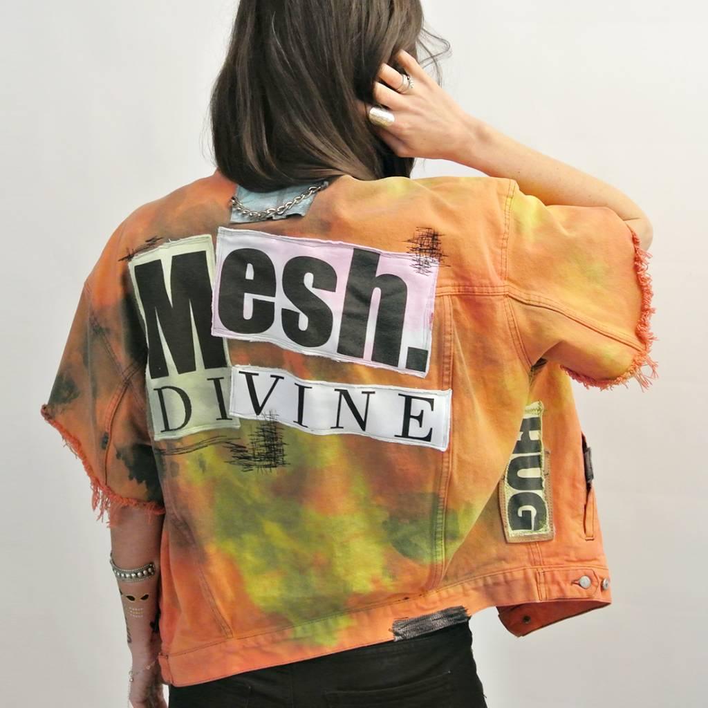 MESH DIVINE FUNKY JACKET