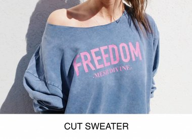 Cut Sweater