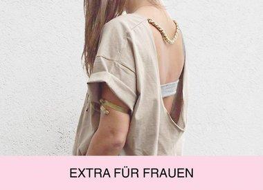 Extra für Frauen