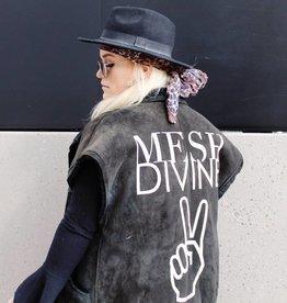 MESH DIVINE PEACE VEST - LAMMFELL