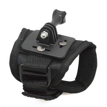 Wrist Glove Strap mount voor GoPro en meer sport cameras