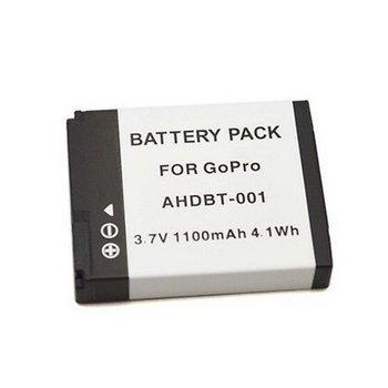 Batterij / Accu voor GoPro Hero 1/2