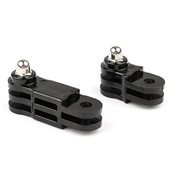 Straight Joints Set voor GoPro en andere actie camera's