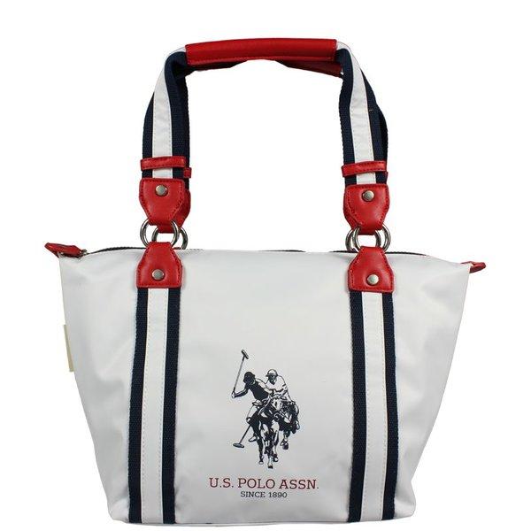 U.S. Polo Assn BAG002-S6/01 White