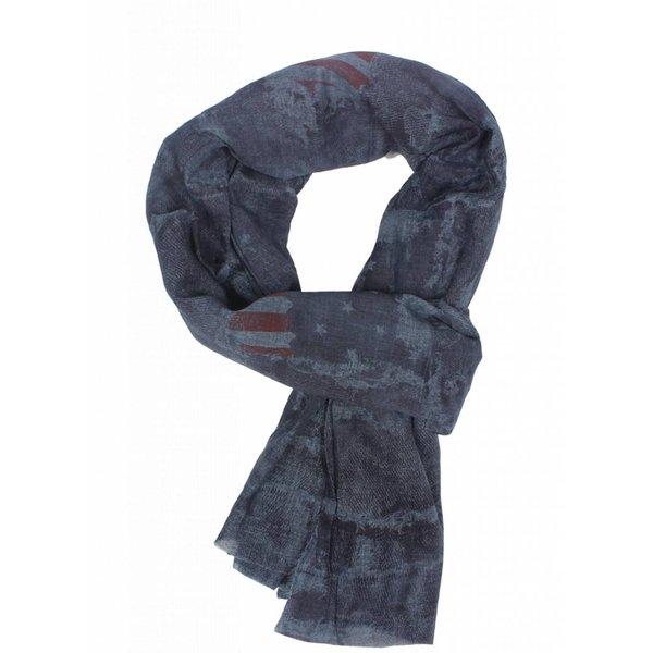 Sweet years foulard America Blu