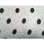 Sweat-Shirt schwarz Punkte 46297-65
