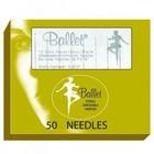 Ballet Technologies Ltd. Ballet naalden goud ongeisoleerd K5