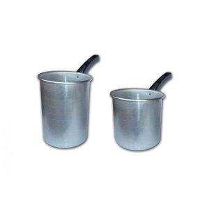 Biemme Aluminium Pot 400/800ml