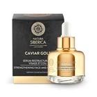 Natura Siberica Caviar Gold Strengthening face and neck serum , 30 ml