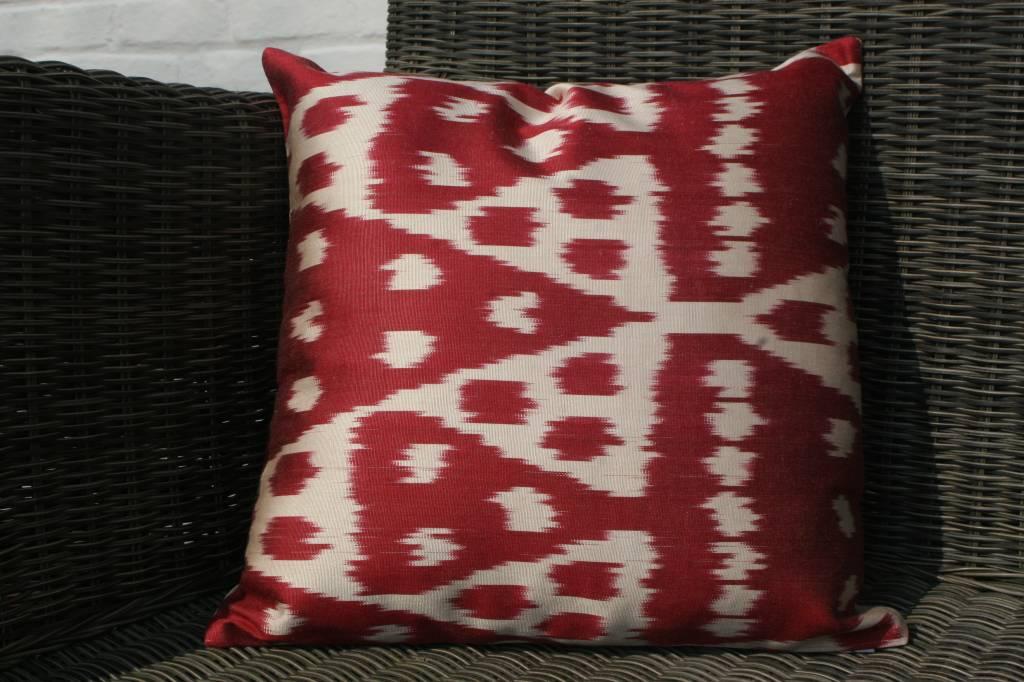 The Pillow Kussen : Kikoy pillow cover kikoy shop