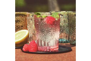 Fleur De Lys Glas, 300ml