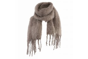 Mohair scarf