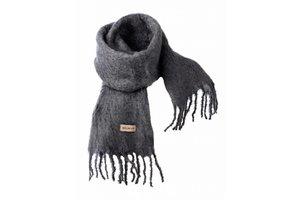 Mohair scarf, 20x160cm